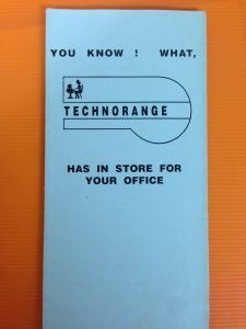 TechnoRange Brochure