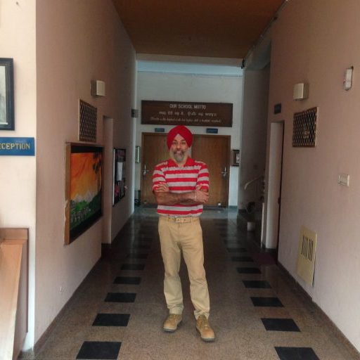 Kulbir Singh at GNPS Chandigarh. I studied at Guru Nanak Public School, Chandigarh from Class (grade) 6 to Class 10.