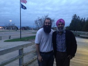Kulbir Singh at Great Lakes