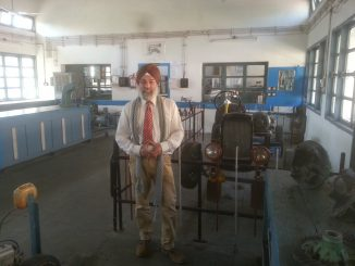 Auto Shop - Prod Engg dept at PEC, Chandigarh