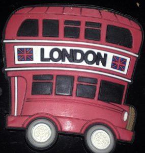 Thinking London!
