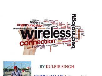"""""""Quips on IT"""" By: Kulbir Singh"""
