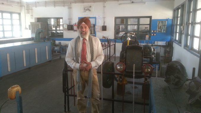 Auto Shop - Prod Engg dept at PEC, Chandigarh