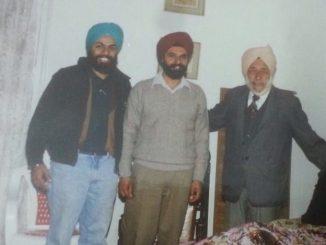 Kulbir, Param and Bapuji