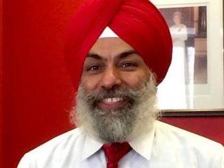 Kulbir Singh Chawla - Federal Elections April 2017
